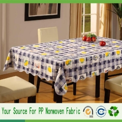 china manufacture  tablecloth
